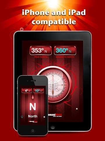 C++ (Compass++) HD – Get a great looking compass!