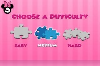 Disney Junior Minnie Mouseke-Puzzles