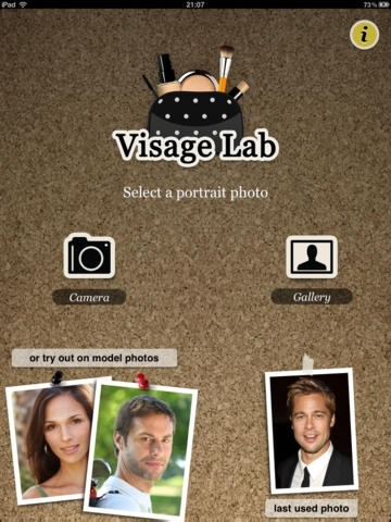Visage Lab - best face photo retouching app! Make a natural eye makeup, whiten teeth, remove pimples, wrinkles & skin blemishes. No cosmetics needed!