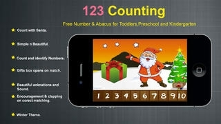 123 Counting - Free Numbers & Abacus for Toddlers, Preschool and Kindergarten