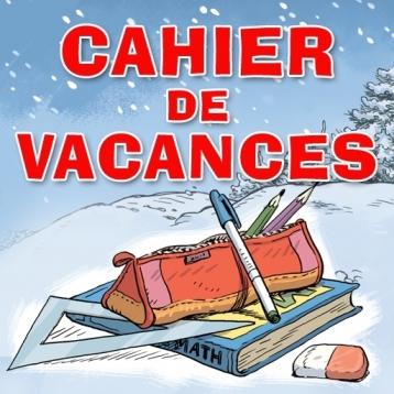 Cahier de Vacances pour Adultes Hiver