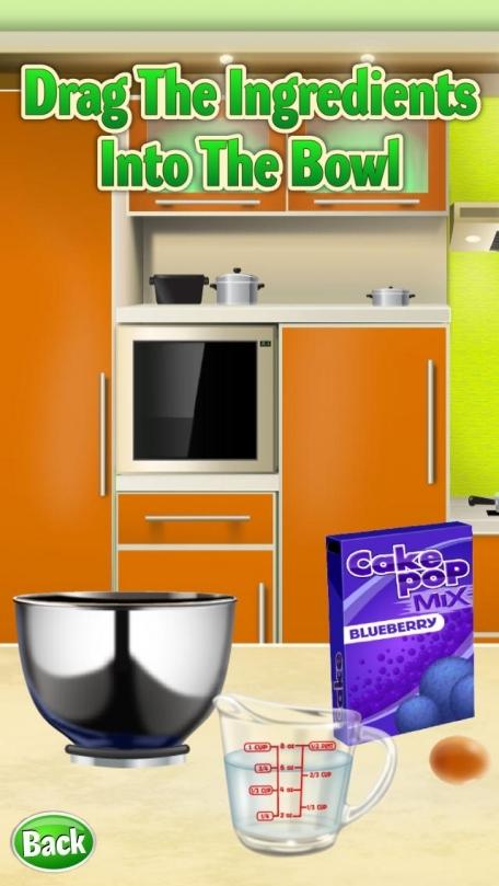 Cake Pop Maker - Bake, Decorate & Eat Cake Pops