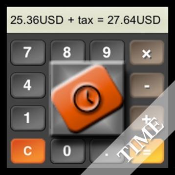 Calc Zero: Time, a free time calculator