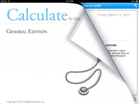 Calculate (Medical Calculator) by QxMD