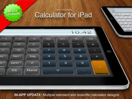 Calculator for iPad Free