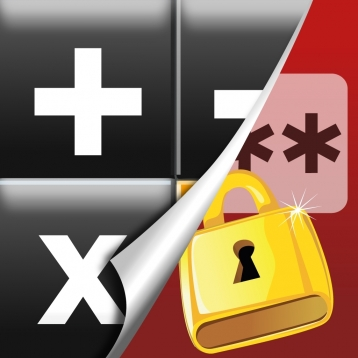 Calculator+ Password manager