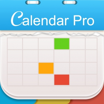 Calendar Pro-event todo birthday note weather horoscope