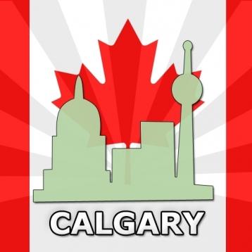 Calgary Travel Guide Offline