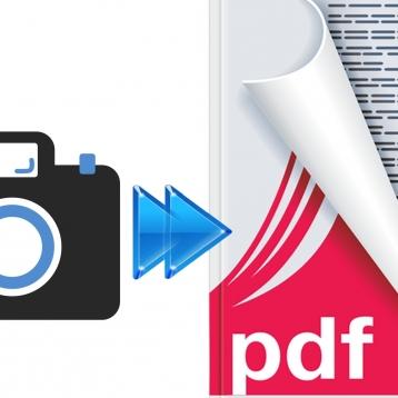 Camera To PDF
