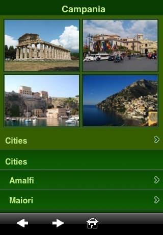 Campania Travel Guide