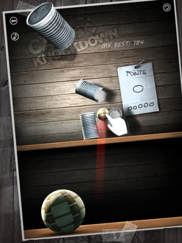 Can Knockdown