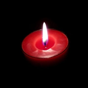Candle Flashlight
