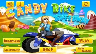 Candy Bike Speedway - Racing Dash with Motorcycles at Sonic Speed