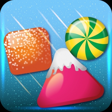 Candy Drop - Tap The Dropping Candies Game