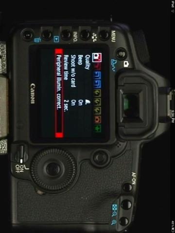 Canon 5D Mark II & 50D - Advanced Topics