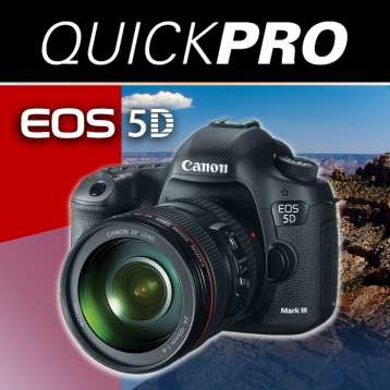 Canon 5D Mark III from QuickPro