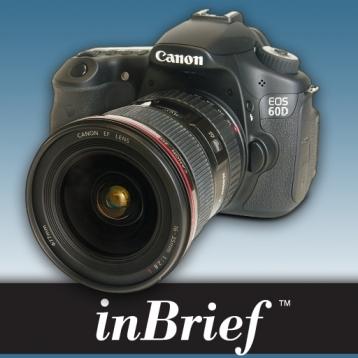 Canon 60D inBrief