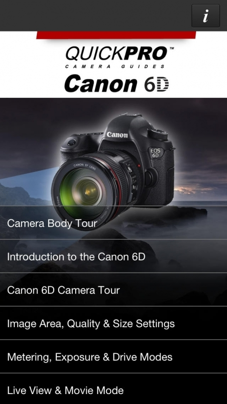 Canon 6D from QuickPro