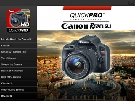 Canon SL1 by QuickPro