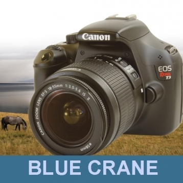Canon T3 / EOS 1100D : Basic Controls