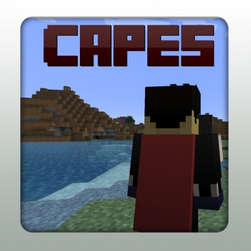 Cape Creator Pro for Minecraft Game Skin Texture Packs
