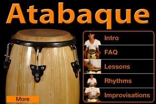 Capoeira Atabaque