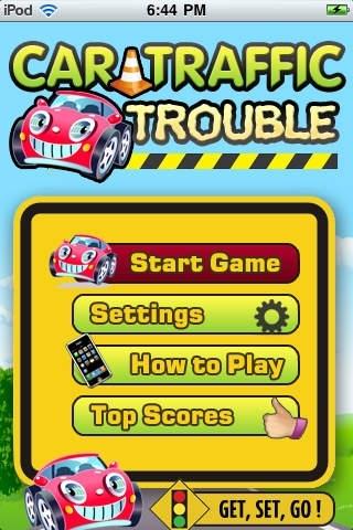 Car Traffic Troubles