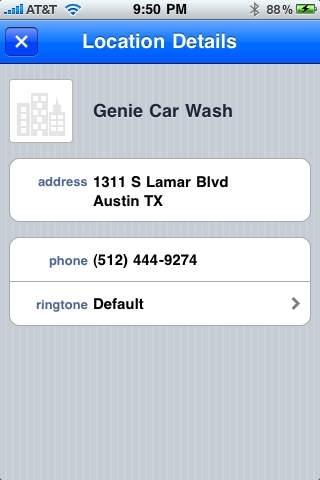Car Wash Locator
