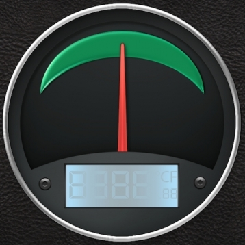 CarChecker real car Battery Voltage Monitor
