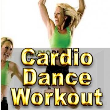 Cardio Dance Blast Workout-Denise Druce