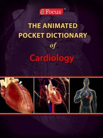 Cardiology Visual Medical Dictionary Series