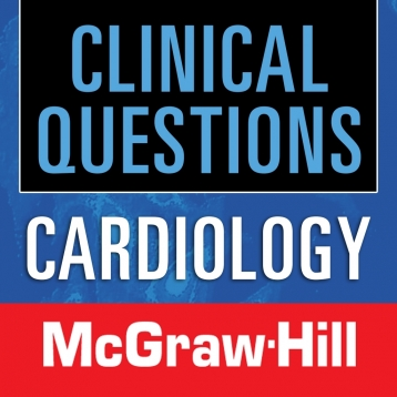 Cardiology Clinical Questions (McGraw-Hill Medical)