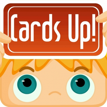Cards Up! FUN FREE GAME!