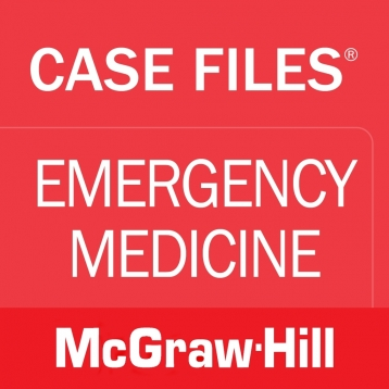 Case Files Emergency Medicine, Third Edition (LANGE Case Files) McGraw-Hill Medical