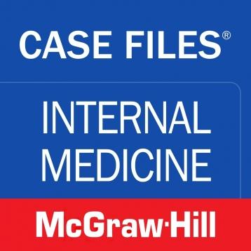 Case Files Internal Medicine, Fourth Edition (LANGE Case Files) McGraw-Hill Medical