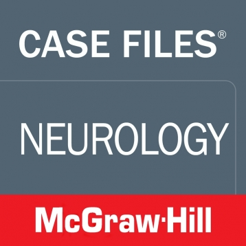 Case Files Neurology Second Edition (LANGE Case Files) McGraw-Hill Medical