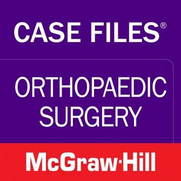 Case Files Orthopaedic (Orthopedic) Surgery (LANGE Case Files) McGraw-Hill Medical