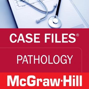 Case Files Pathology (LANGE Case Files) McGraw-Hill Medical