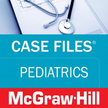 Case Files Pediatrics (LANGE Case Files) - McGraw-Hill Medical