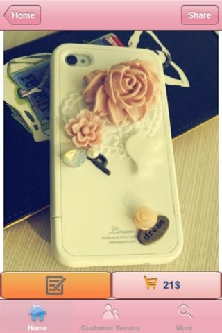 Case For iPhone - Shoping App Free