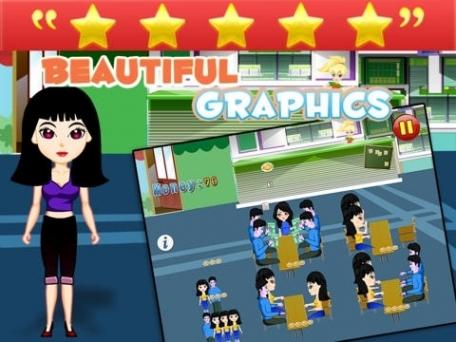Cashier rush games app review ios free apptism com