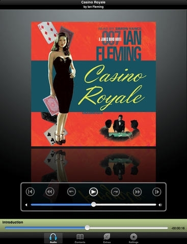 Casino Royale (by Ian Fleming)
