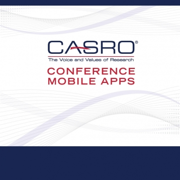 CASRO Conference Mobile Apps