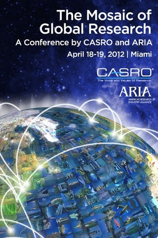 CASRO: The Mosaic of Global Research