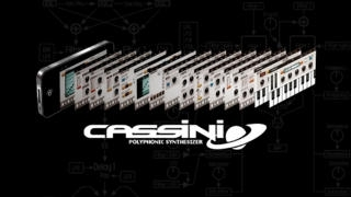 CASSINI Synth for iPhone