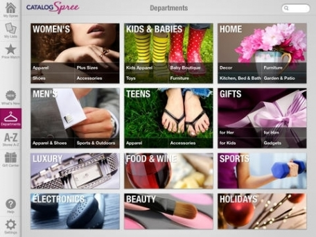 Catalog Spree – the #1 catalog shopping app with more than 350 catalogs