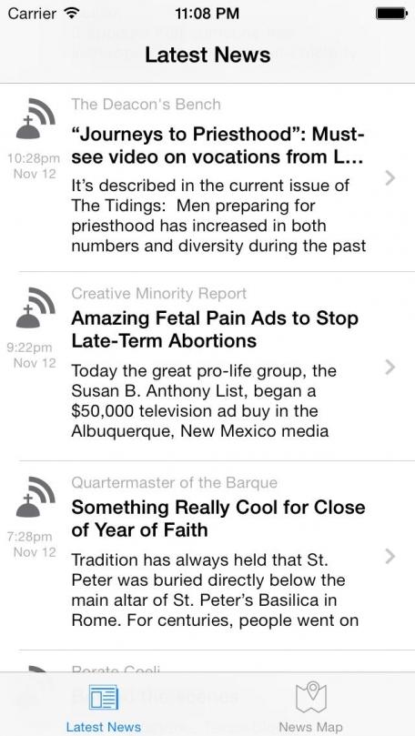 Catholic News Live