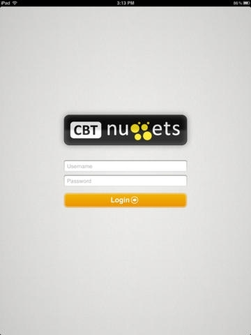 CBT Nuggets for Tablet