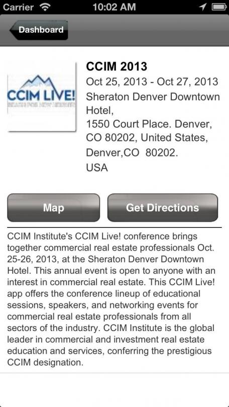CCIM Live!