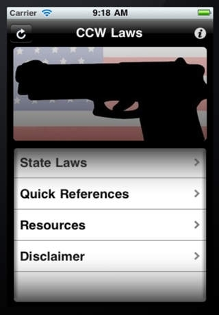 CCW (Concealed Carry) Laws
